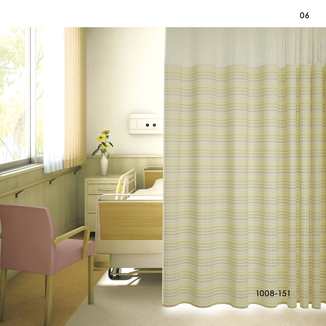 Hospital and Clinic Curtains