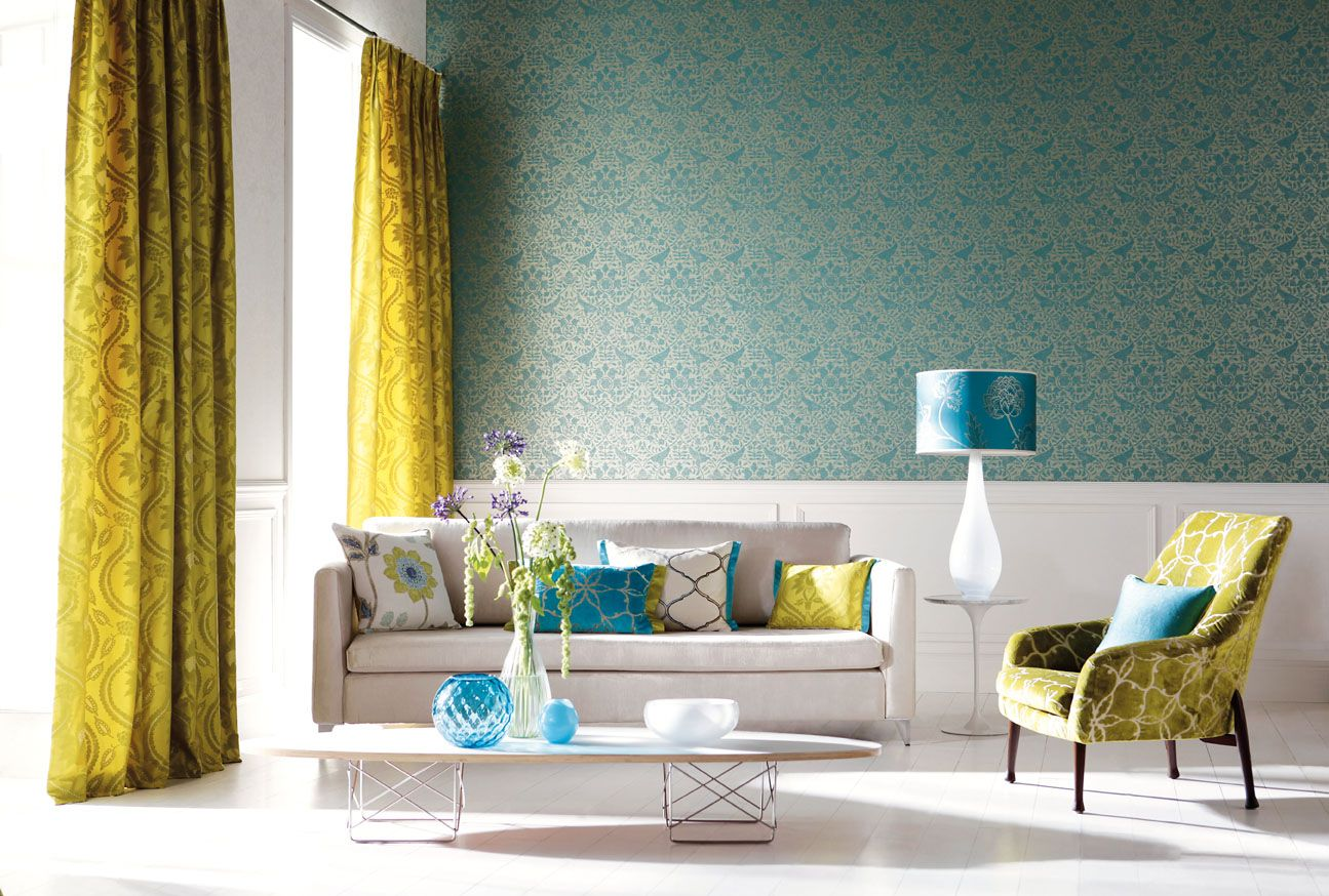 Wallpapers For Interior Decoration In Your Home