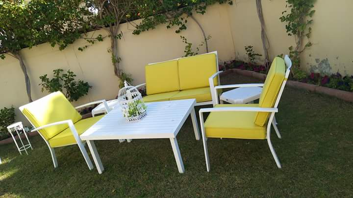 Outdoor cushions in dubai good quality outdoor furniture uae for Outdoor furniture dubai
